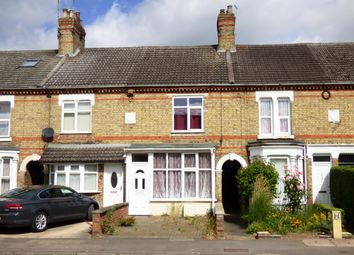 Thumbnail 1 bed terraced house to rent in Oundle Road, Peterborough