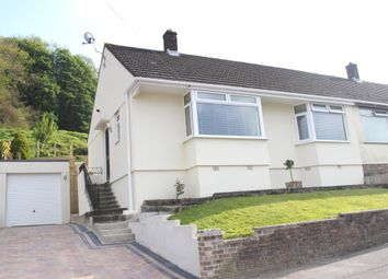 Thumbnail 2 bed semi-detached bungalow for sale in Amados Drive, Merafield, Plympton, Plymouth