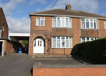 Thumbnail 4 bed semi-detached house for sale in Wade Drive, Mickleover, Derby