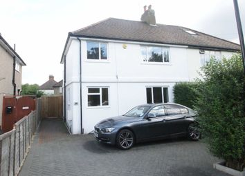 Thumbnail 4 bed semi-detached house to rent in Long Drive, London