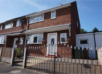 Thumbnail 2 bed semi-detached house for sale in York Road East, Manchester