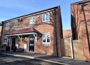 Thumbnail 2 bed semi-detached house for sale in Boythorpe Crescent, Chesterfield