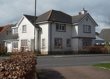 Thumbnail 4 bed detached house to rent in Barbush, Dunblane