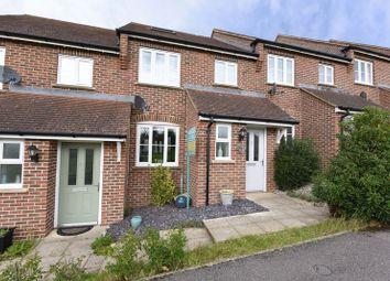 Thumbnail 3 bed terraced house for sale in Overton Hill, Overton, Basingstoke