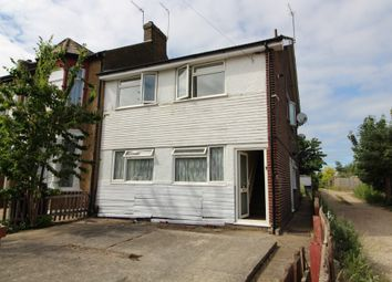 Thumbnail 2 bed maisonette to rent in Beaconsfield Road, Enfield Lock