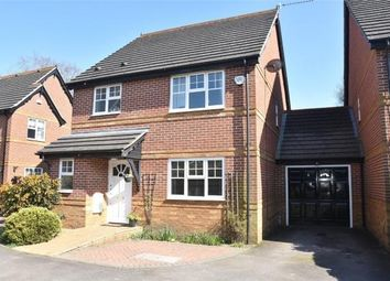 Thumbnail 3 bed link-detached house for sale in Heath End Farm, Baughurst, Tadley