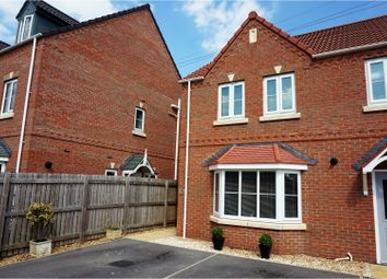 Thumbnail 3 bed semi-detached house for sale in Park Drive, Wakefield