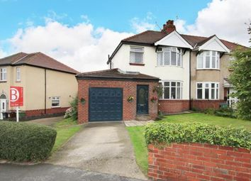 Thumbnail 3 bed semi-detached house for sale in Park View Road, Chapeltown, Sheffield, South Yorkshire