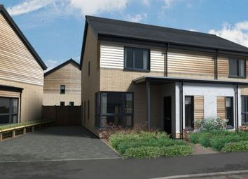 Thumbnail 3 bedroom semi-detached house for sale in Great North Road, Eaton Ford, St. Neots