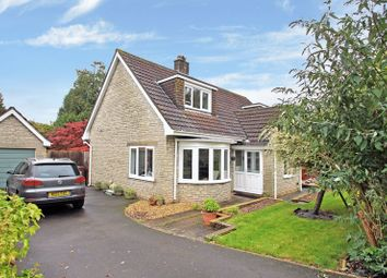 Thumbnail 3 bed detached house for sale in Glebe Paddock, Wookey, Wells