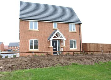 Thumbnail 3 bed end terrace house for sale in Windsor Way, Broughton Astley, Leicester