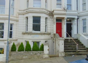 Thumbnail 1 bedroom flat to rent in Carisbrooke Road, St Leonards-On-Sea