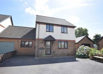 Thumbnail 3 bed link-detached house for sale in St. Johns Drive, Bradworthy, Holsworthy