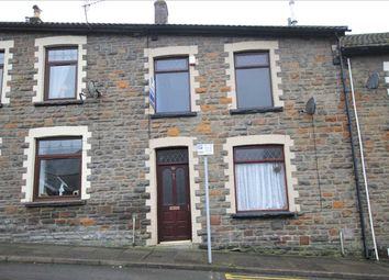 3 bed terraced house for sale in Eleanor Street, Tonypandy CF40