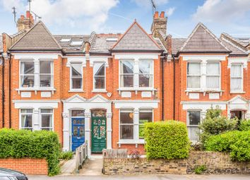 Thumbnail 4 bed terraced house for sale in Weston Park, London