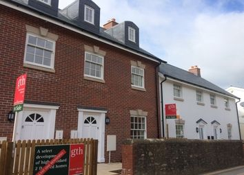 Thumbnail 3 bed terraced house to rent in Northcote Lane, Honiton