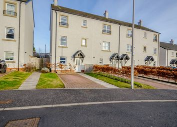 Thumbnail 4 bed town house for sale in Bughtlin Market, Edinburgh
