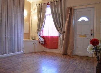 Thumbnail 2 bedroom terraced house to rent in Audley Street, Knutton, Newcastle Under Lyme