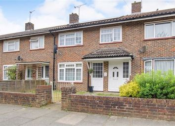 Thumbnail 3 bed terraced house for sale in Barry Close, Crawley