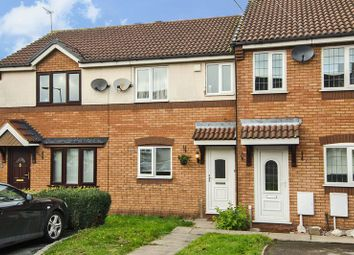 Thumbnail 2 bed terraced house to rent in Turner Close, Heath Hayes, Cannock