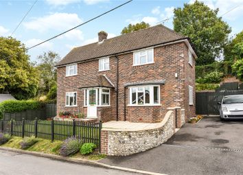 Mill Lane, Rodmell, Sussex BN7. 3 bed detached house