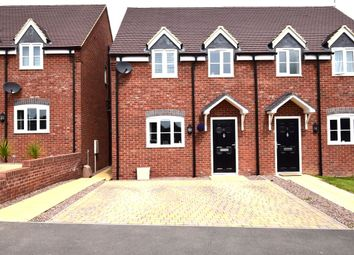 Thumbnail 3 bed semi-detached house for sale in The Ridings, Off Burbages Lane, Longford, Coventry
