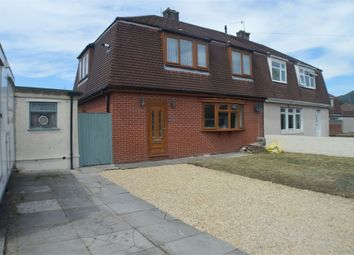 Thumbnail 4 bed semi-detached house for sale in 28 Cove Road, Port Talbot, West Glamorgan