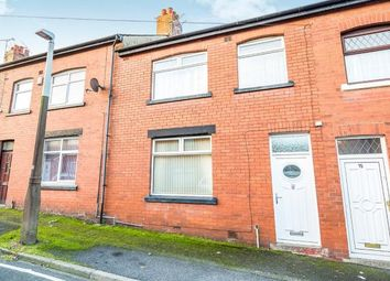 Thumbnail 3 bed terraced house for sale in Fowler Street, Fulwood, Preston, Lancashire