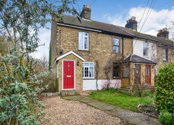 Thumbnail 2 bed cottage for sale in Eastwood Cottages, Conyer, Sittingbourne