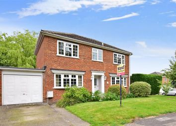 Thumbnail 4 bed link-detached house for sale in Mountfield Close, Meopham, Gravesend, Kent