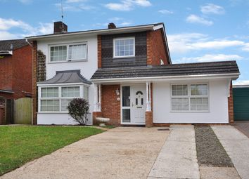 Thumbnail 3 bed detached house for sale in Coppice Road, Woodley, Reading
