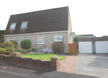 Thumbnail 1 bed semi-detached bungalow for sale in Rheola Gardens, Plymouth