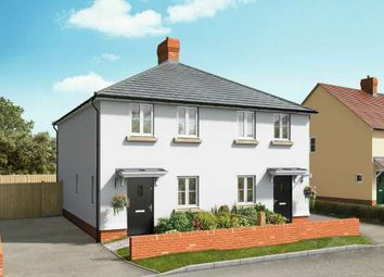 Thumbnail 2 bed property for sale in Broughton, Hampshire