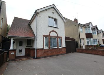 Thumbnail 3 bed detached house for sale in Brandon Road, Hinckley