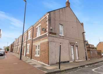 Thumbnail 4 bedroom flat for sale in Cresswell Street, Walker, Newcastle Upon Tyne