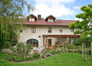 Thumbnail 7 bed property for sale in Etaux, Lake Geneva/Lac Leman, France