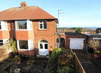 Thumbnail 3 bed semi-detached house for sale in Ryndle Walk, Scarborough