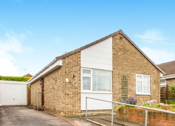 Thumbnail 2 bedroom detached bungalow for sale in Stackley Road, Great Glen, Leicester