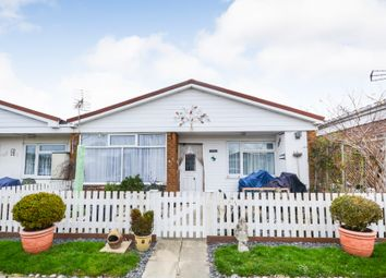 Thumbnail 2 bed bungalow for sale in Finistere Avenue, Eastbourne