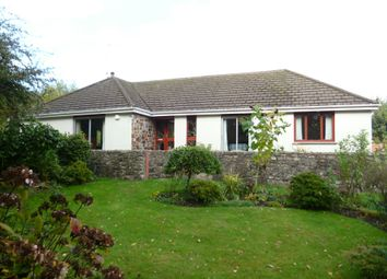 Thumbnail 3 bed detached bungalow for sale in Castle Horneck Road, Alverton, Penzance