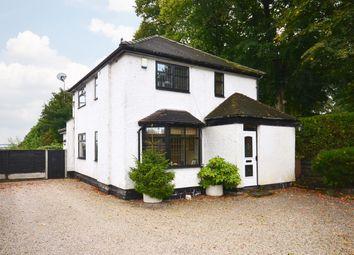 Thumbnail 3 bedroom detached house for sale in Munster Terrace, Penkhull, Stoke-On-Trent