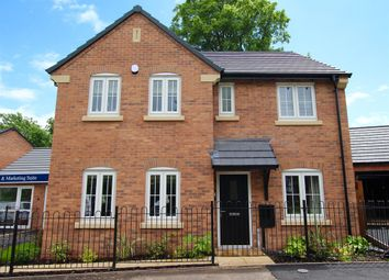"4 bed detached house for sale in ""The Mayfair "" at Riber Drive, Chellaston, Derby DE73"