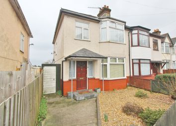3 bed semi-detached house for sale in Bursledon Road, Sholing, Southampton, Hampshire SO19