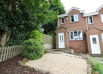 Thumbnail 2 bed end terrace house for sale in Mill Lane, Belper