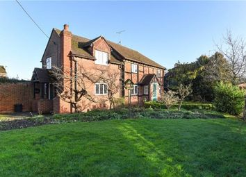 Thumbnail 3 bed semi-detached house for sale in Bunces Shaw Road, Farley Hill, Reading