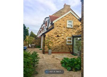 Thumbnail 1 bed semi-detached house to rent in The Coach House, London
