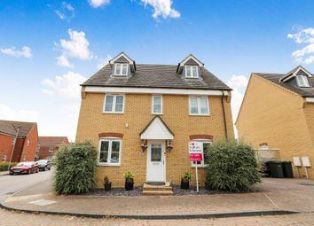 5 bed detached house for sale in Langlands Road, Bedford MK41
