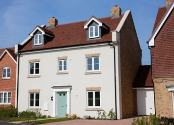 Orchard Green, Brogdale Road, Faversham, Kent ME13. 5 bed semi-detached house for sale