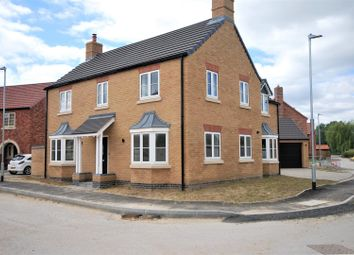 Thumbnail 4 bed detached house for sale in The Buckingham, Frampton Fen, Boston