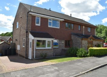 Thumbnail 3 bed semi-detached house for sale in Lapwing Vale, Thorpe Hesley, Rotherham